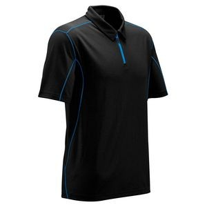 Men's Pulse 1/4 Zip Polo