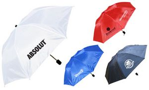 Foldable Umbrella - 40 Arc and Folds Into Compact 13