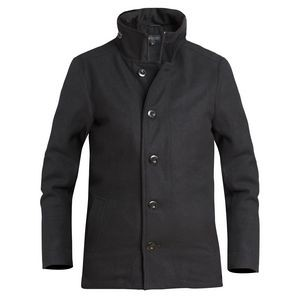 Youth's Heavyweight Melton Wool Blend Coat