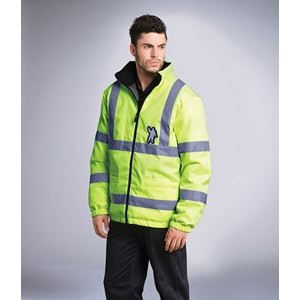 Men's Baltimore Reversible USA Safety Jacket