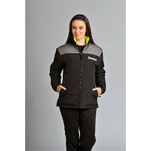 Women's Moncton Reversible Canadian Safety Jacket