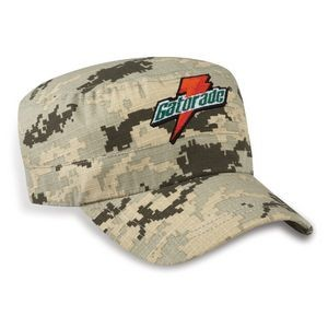 Fort Bragg Digital Camo Military Cap