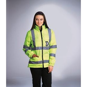 Women's Baltimore Reversible USA Safety Jacket
