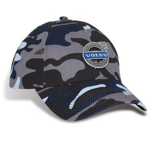 Logan Camouflage Cotton Twill Cap