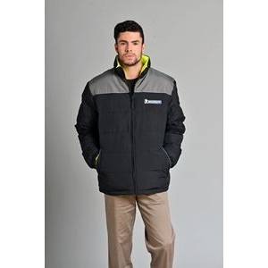 Men's Bergen Reversible Fashion Safety Jacket