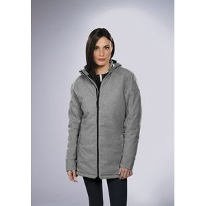 Women's Stadium Heavyweight Jacket w/Heat Tech