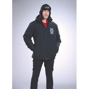 Men's Bradford Heavyweight Jacket w/Detachable Hood