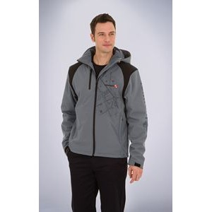 Men's Halifax Performance Jacket w/Detachable Hood