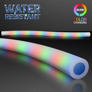 Light Up Pool Noodle Float for Pool Party - BLANK
