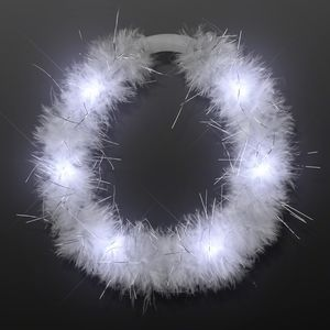 Custom Light Up Angel Halo, LED Costume Headband