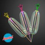 Custom LED Sparkling Spinner Toy