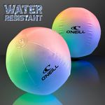 Custom Light Up Beach Ball w/Color Change LEDs