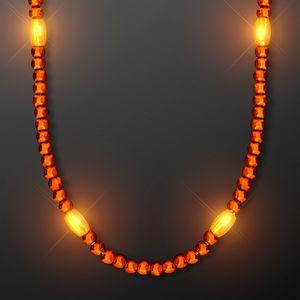 Custom Outrageous Orange LED Light Beads