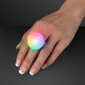 Custom Color Changing LED Mood Ring