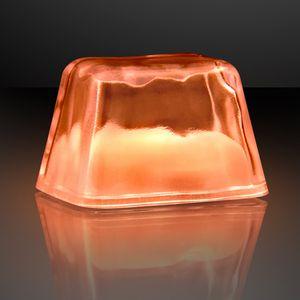 Custom Orange Inspiration Ice Cube