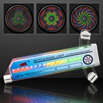 Custom LED Kaleidoscope Bike Tire Lights, 30 Patterns