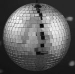 Custom Disco Mirror Ball, 10