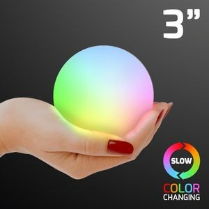 Mood Light Garden Deco Balls (Light Up Orbs)
