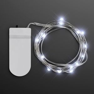 Cool White Craft String Lights