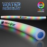 Custom Light Up Pool Noodle Float for Pool Party