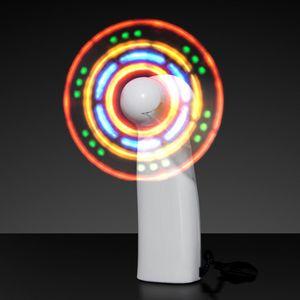 Custom Promotional Mini Light Up Fan