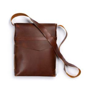 Leather Explorer Bag