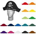 Custom Foam Pirate Hat