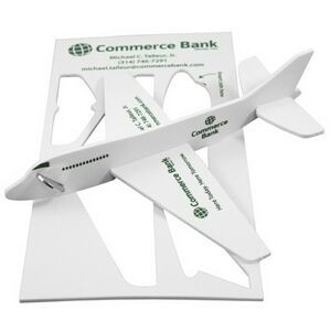 Foam Airplane Puzzle - 9""