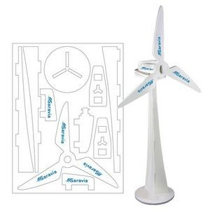 Foam Wind Turbine Puzzle