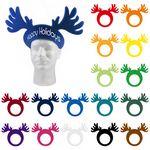 Custom Reindeer Antlers