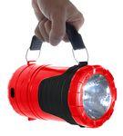 Custom 3-way power Solar Lantern, Solar, Batteries or DC