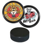 Custom Hockey Puck w/ Multi Color Imprint