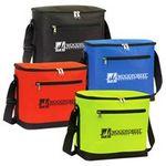 Custom Large Vertical 12+ Can Cooler Bag