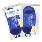 Custom Blue Sleep Mask Kit
