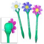 Custom Flower pen with spinning petals