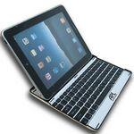 Custom Wireless Bluetooth Keyboard & Stand for iPad2&3