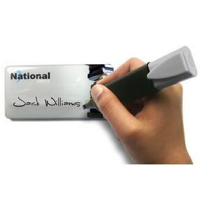 Write on Badge (6.1 to 7 Square Inch Imprint)