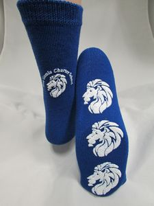 Adult Mid-Calf Comfort Slipper Socks