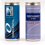 Custom Sugar Free Energy Drink (8.4 Oz.)