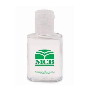 Square Antibacterial Hand Sanitizer Gel