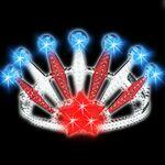 Custom Light Up LED Crown