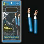 Custom Glow Stick Clip-On Earrings