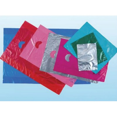 Hi Density Stock Plain Plastic Bag (6.5
