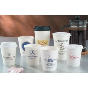 20 Oz. White Hot Paper Cup