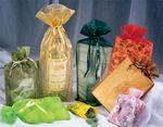 Custom Organza Drawstring Bags