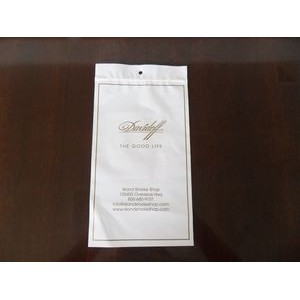 "Clear Poly Bag (3""x5"") PLAIN"