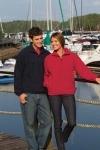 Custom Inner Harbor Quarter Zip 100 percent Poly Micro-Fleece Pullover