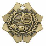 Custom Swimming Imperial Medal