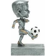 "Male Soccer Rock-n-Bop Bobble Head (5 1/2"")"