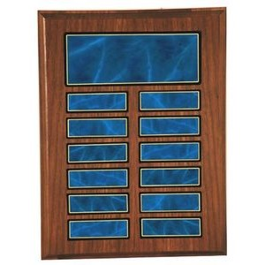 "Perpetual Magnetic Plaque - 9"" x 12"" - 12 Perpetual Plates"
